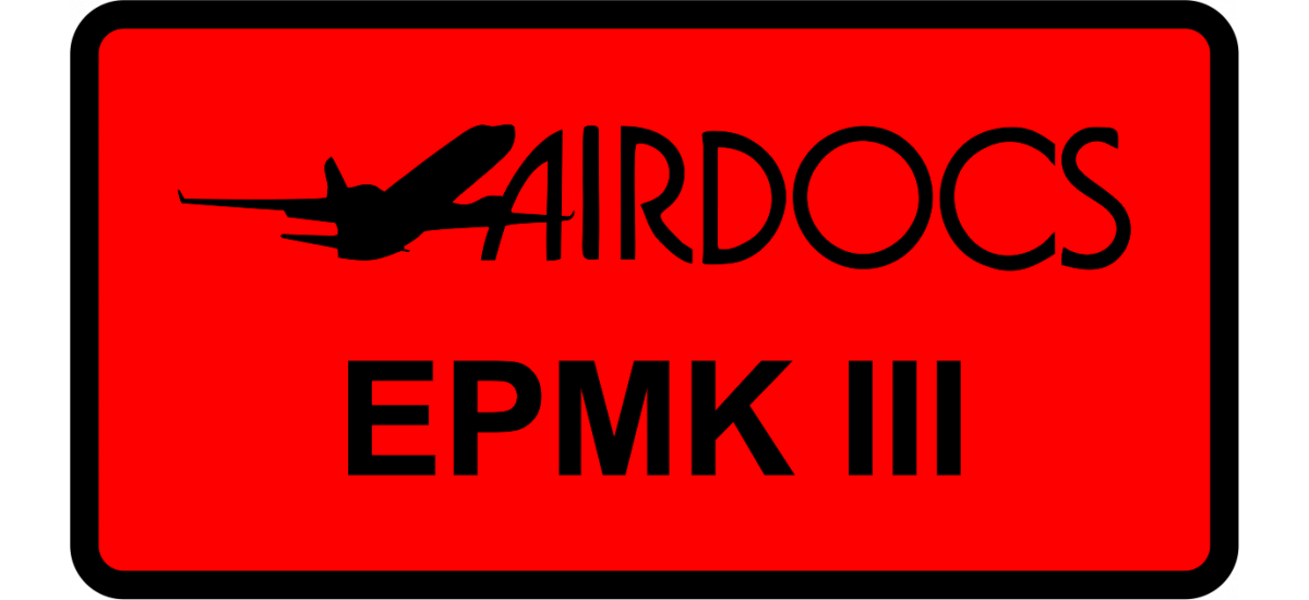 AirDocs EPMK III Name Tags