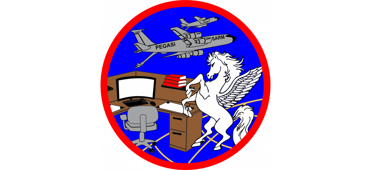 93 ARS KC-135 Boom Down Patch