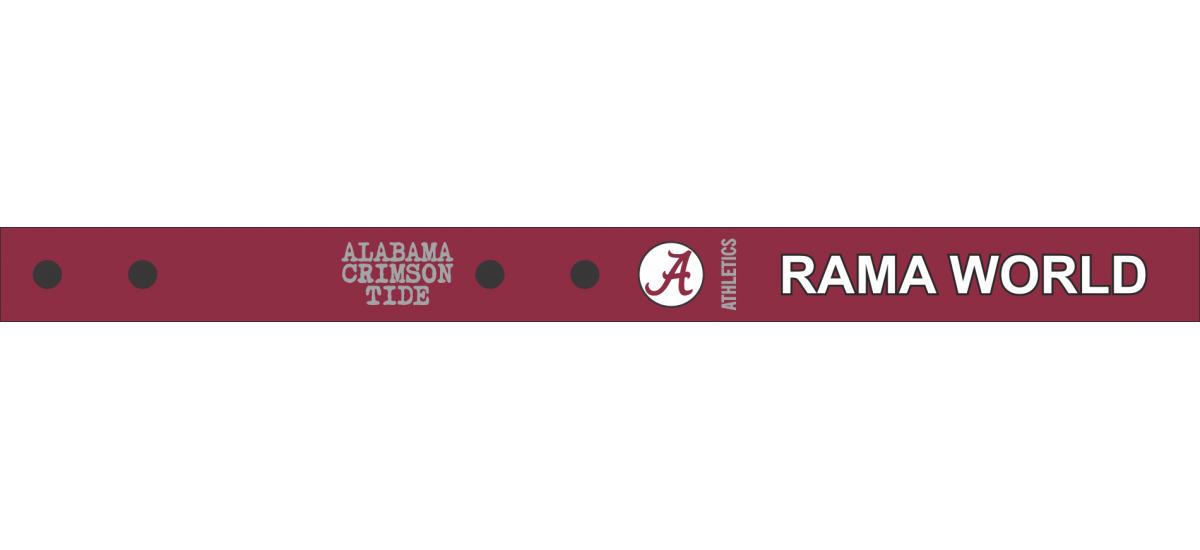 Alabama Bag Tag